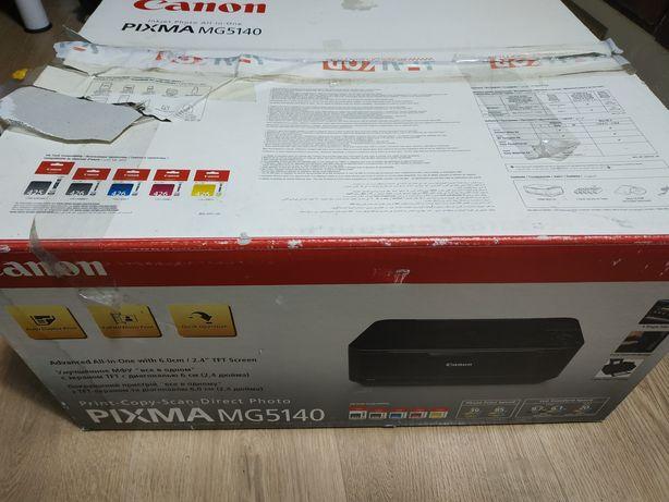 Принтер Canon Pixma MG-5140