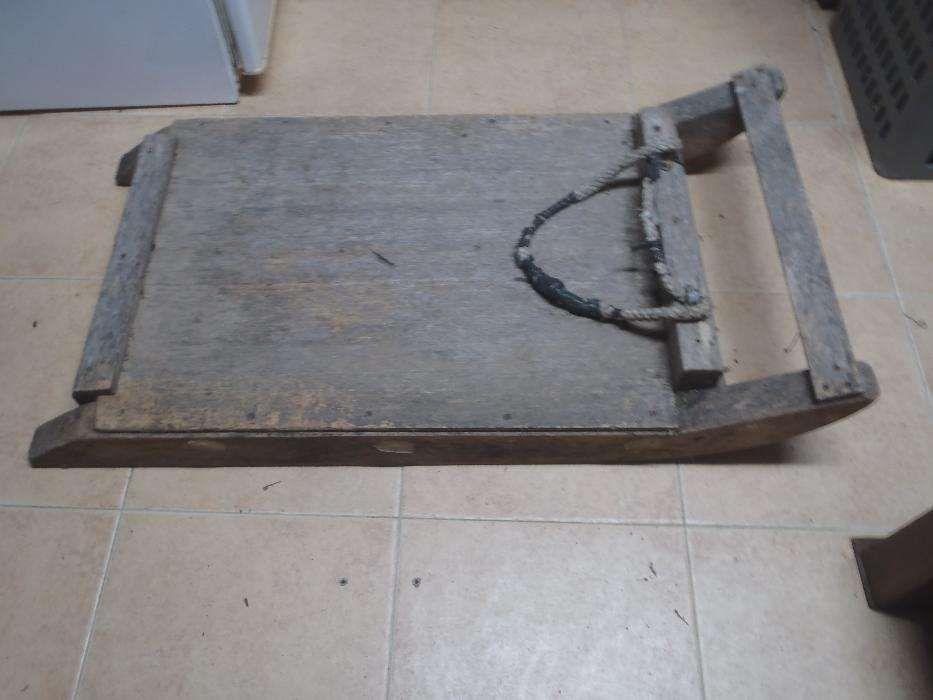 Trenó de madeira II Torres Novas - imagem 1