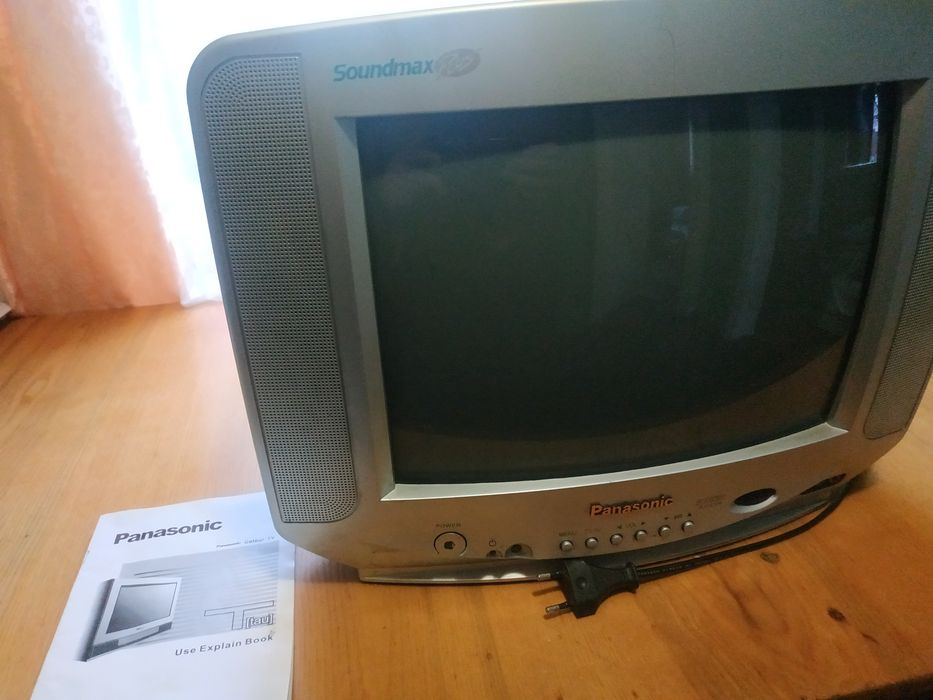 Телевізор кольоровий Panasonic Белозерье - изображение 1