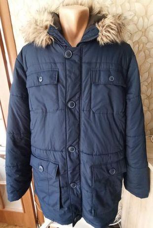 identic-большая куртка-аляска