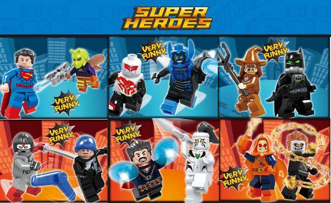 Bonecos minifiguras Super Heróis nº49 Marvel / DC Comic (compat. lego)