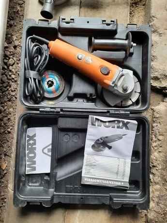 Болгарка Worx- WX70 ag(Germany!)