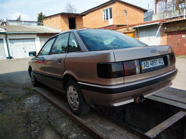 Audi 80 b3 1.8Gaz
