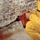 Osuszanie murów INIEKCJA izolacje poziome fundamenów