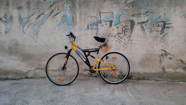 Велосипед 28 колеса двох підвісний