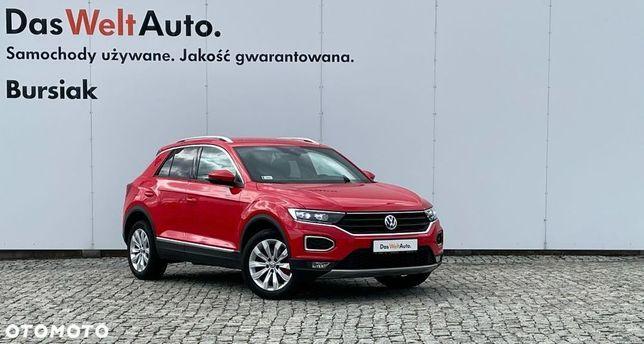 Volkswagen T-Roc Premium 1,5tsi 150km Dsg Navi, Led, Keyless,