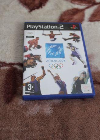 Gra do PS2 Athens 2004