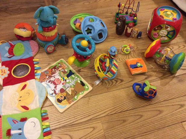 Игрушки Kiddieland Mothercare oball tiny love игрушка