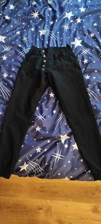 Spodnie męskie 3 rodzaje rozmiar M i bluzka rozmiar S