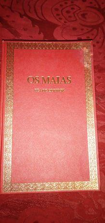 Os Maias - Eça de Queiroz-Circulo de leitores 1978-4E- Geo-8E Desde 1E