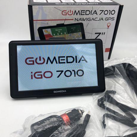 Nawigacja Go Media 7010 iGO primo Truck 7 cali gabaryty tir