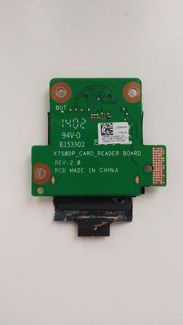 Кард-ридер на ноутбук Asus
