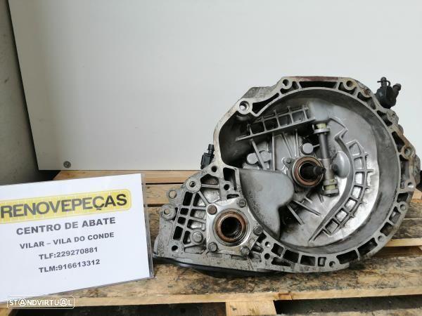 Caixa Velocidades Chevrolet Aveo / Kalos Três Volumes (T250, T255)