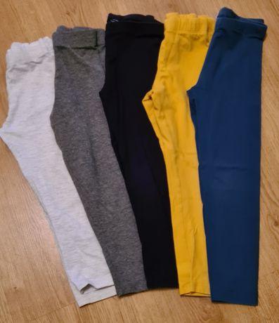 Lote 5 pares leggins + 1 calça fato treino