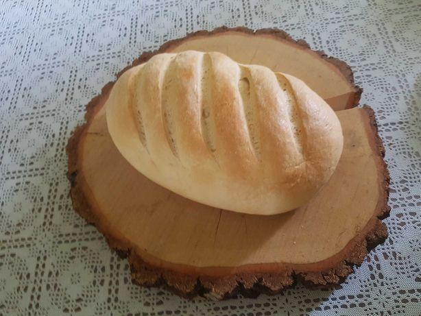 Chlebek pszenny biały drożdże