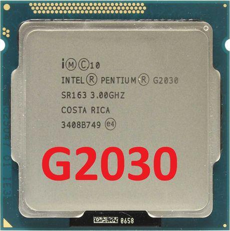 Процессор Intel Pentium G2030(2*3.0GHz, s1155)Tray