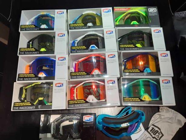 Óculos 100% RACECRAFT