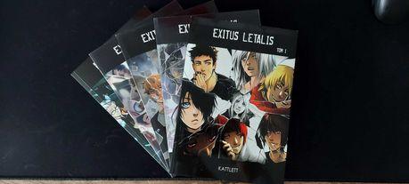 Manga Exitus Letalis - 5 tomów (1-5)