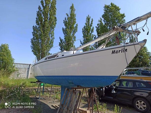Парусная яхта Спринта-70 из Польши в Киев
