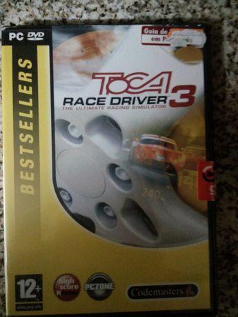 Jogo para PC Toca Race Driver 3