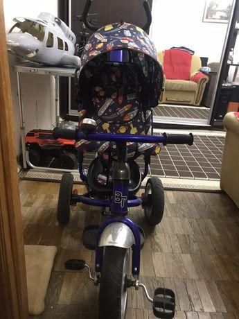 ОЧЕНЬ СРОЧНО!!! Детский трёхколёсный велосипед tilly trike