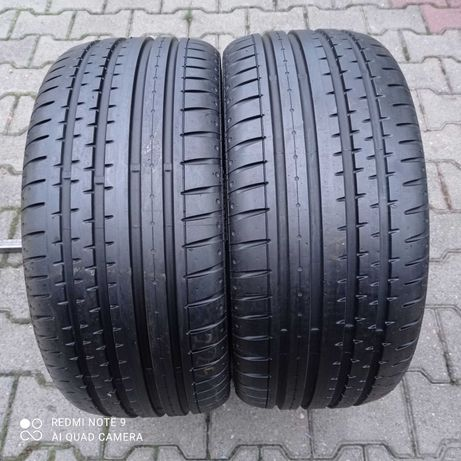 225/35ZR18 Continental SportContact 2