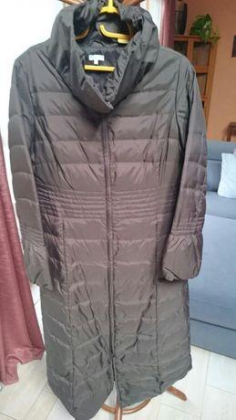 Puchowy płaszcz SOLAR