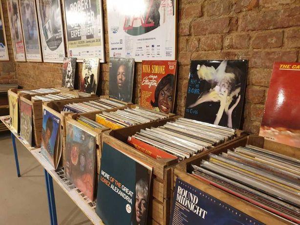 płyty winylowe, CD, DVD, pocztówki dźwiękowe - skup i sprzedaż