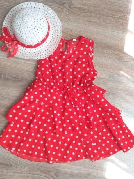 Платье для леди 3-4 года