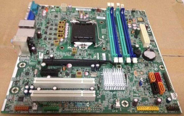 Материнка Socket 1155 Lenovo IS6XM Intel Q67 4x DDR3 интегрир. видео