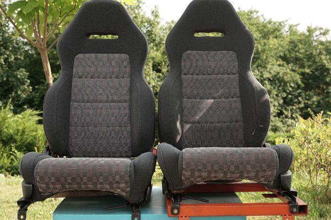 Fotele kubełkowe do Suzuki Samurai Samuraj Jimny Swift GTI GS kubełki