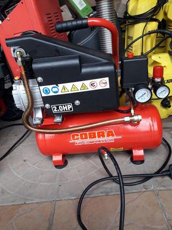 Воздушный компрессор Cobra Air compressor ZC-0.12/8