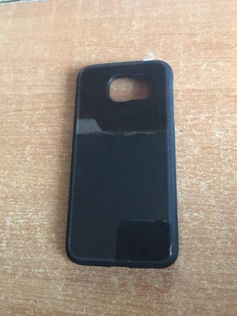 Etui obudowa case tył Samsung Galaxy S6 czarny