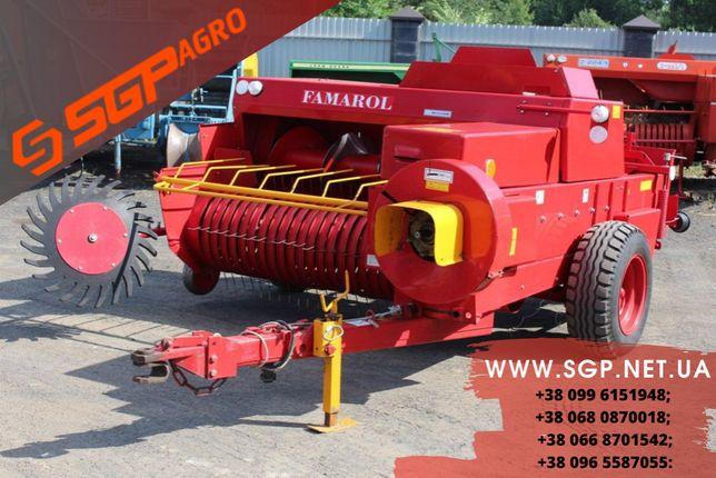 Пресс-подборщик Famarol Z-511(706)
