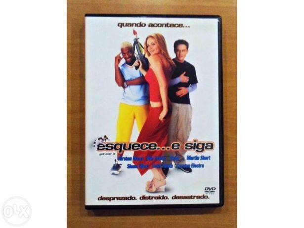 DVD - Esquece e Siga 2002 (M12) - Original