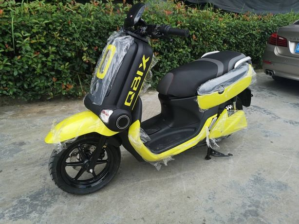 Yamaha QBIX ECO 1500W 72V 20AH электро мопед.