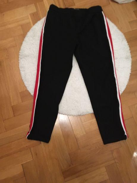 Spodnie a'la dres Zara r. M