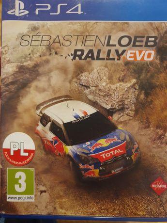 Sebastienloeb rally evo ps4 pl
