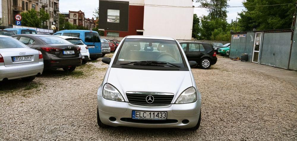 Mercedes Benz A140 benzyna Żyrardów - image 1