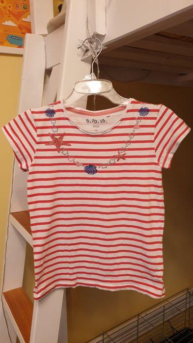 Tshirt stan idealny roz. 116 GRATISY Wypędy - image 1
