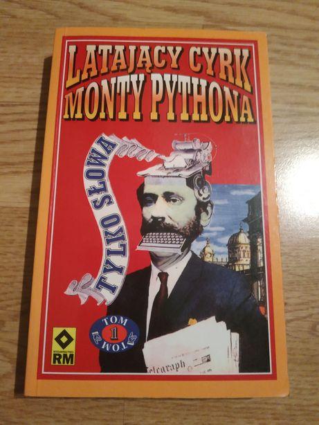 Latający cyrk Monty Pythona, tom 1, tylko słowa