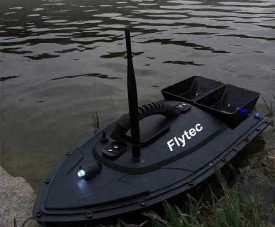 Śruby napędowe do łódki zanętowej Flytec 2011-5.