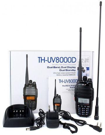Радиостанция TYT TH-8000D (10ватт)