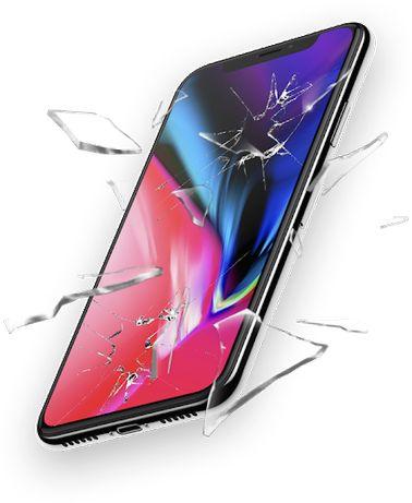 Naprawa Iphone Wyświetlacz * ICLOUD * ładowanie - serwis zbity bateria