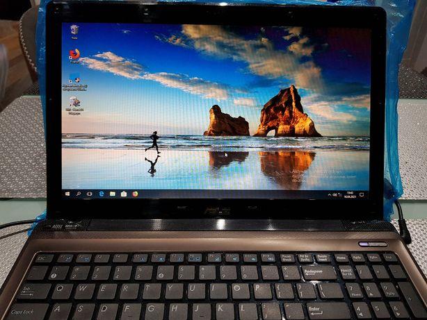 Laptop ASUS Intel core i3 stan b. dobry