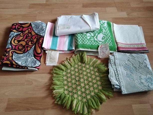 Wyroby włókiennicze PRL