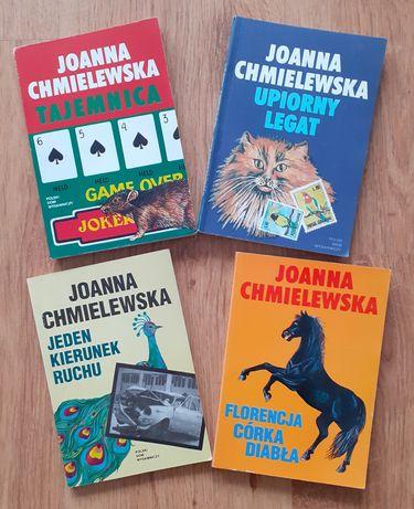 Kryminały na wesoło  Joanny Chmielewskiej