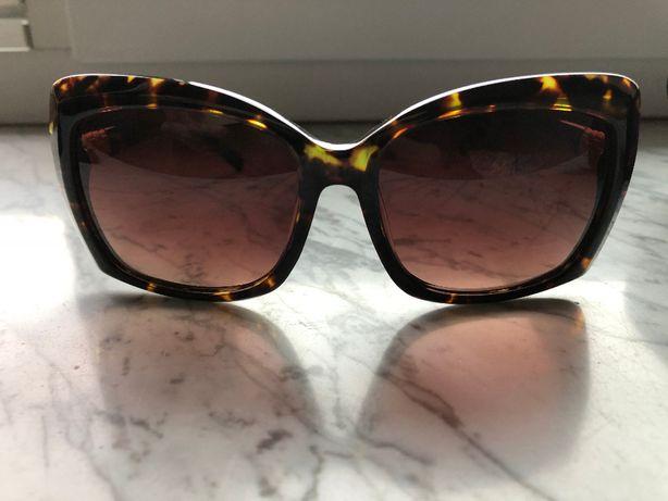 Monnari Markowe eleganckie klasyczne okulary przeciwsłoneczne damskie