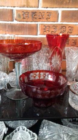 Посуда из цветного стекла