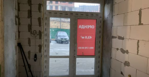 Оренда комерційного приміщення, 43,06 м2. ЖК «City Park ».